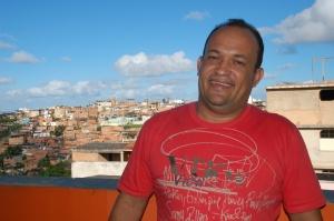 Ivanildo Santana, director del Instituto Central de Cidadania. FOTOGRAFÍA: Ignacio Casado